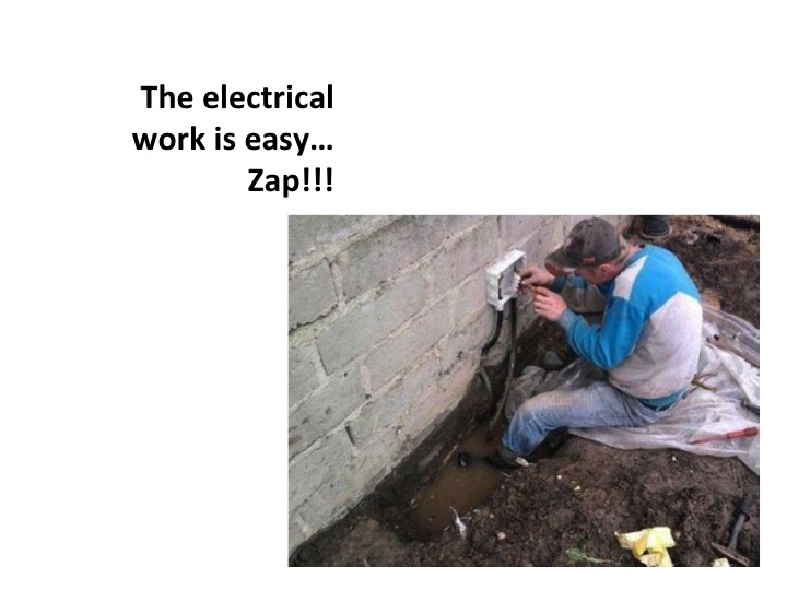 electrical safety essay topics Spark discussion with your team on effective ways to recognize, evaluate, and  avoid electrical hazards topics covered include personal protective equipment.